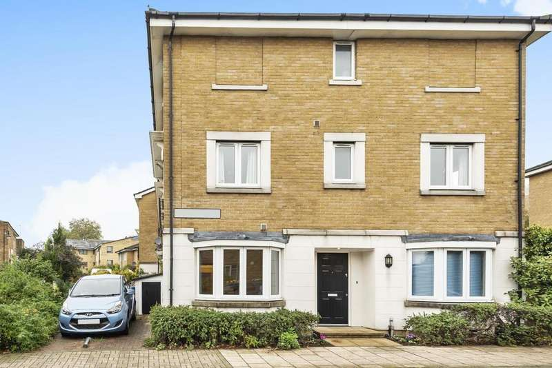 3 Bedrooms Semi Detached House for sale in Tower Mill Road, Peckham