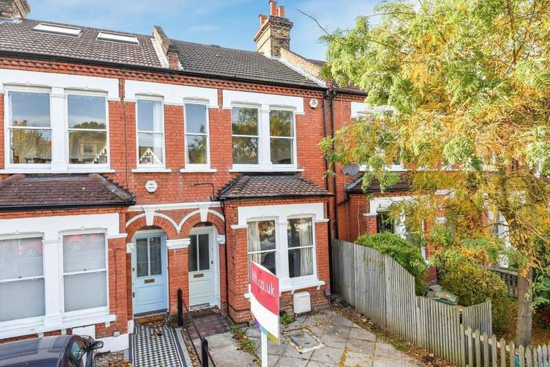 4 Bedrooms Semi Detached House for sale in Clive Road, West Dulwich