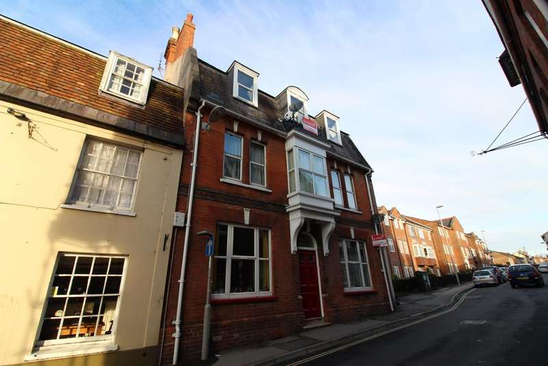 2 Bedrooms Flat for sale in Cliff House, Whitecliff Mill Street, Blandford Forum DT11