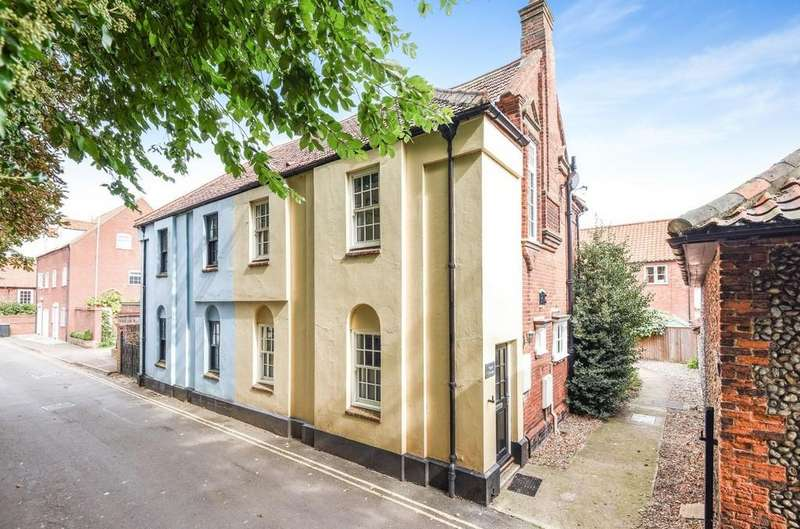 3 Bedrooms Cottage House for sale in Oddfellows Court, Clubbs Lane