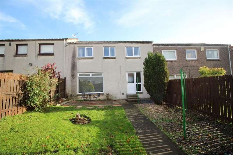 3 Bedrooms Terraced House for sale in Altyre Avenue, GLENROTHES, Fife