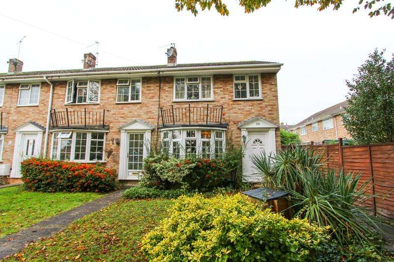 3 Bedrooms End Of Terrace House for sale in Willow Walk, Keynsham, Bristol