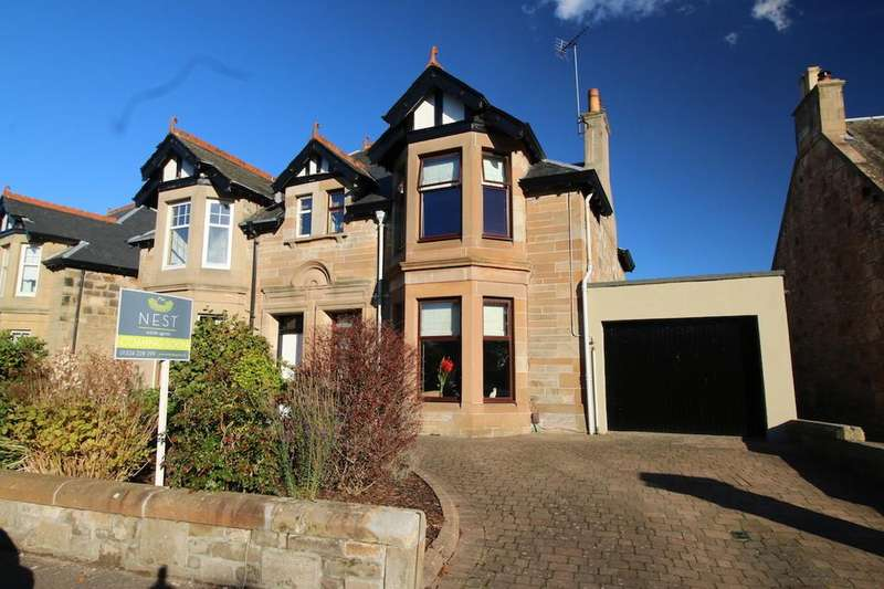 4 Bedrooms House for sale in 9, Abbotsgrange Road, Grangemouth, FK3 9JD