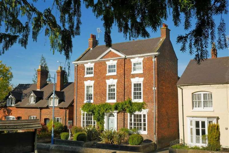 6 Bedrooms Detached House for sale in Church Street, Ellesmere, SY12
