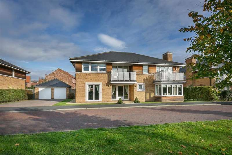 5 Bedrooms Detached House for sale in Lumley Way, Great Park, Newcastle upon Tyne