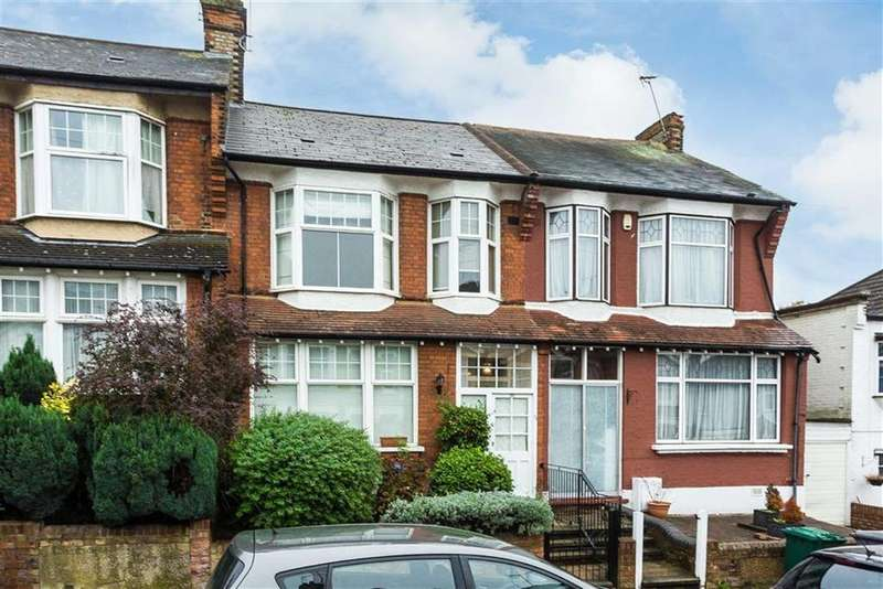 3 Bedrooms Terraced House for sale in Naylor Road, Totteridge, London