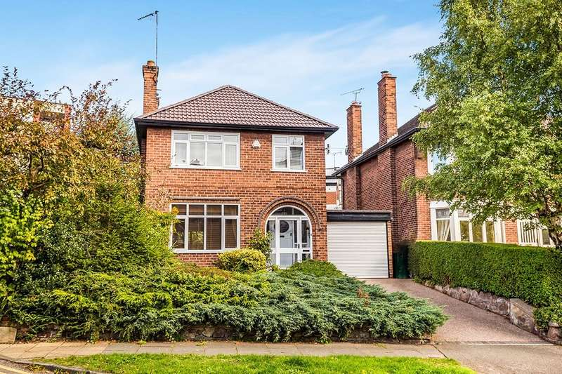 3 Bedrooms Detached House for sale in Sandy Lane, Chester, CH3