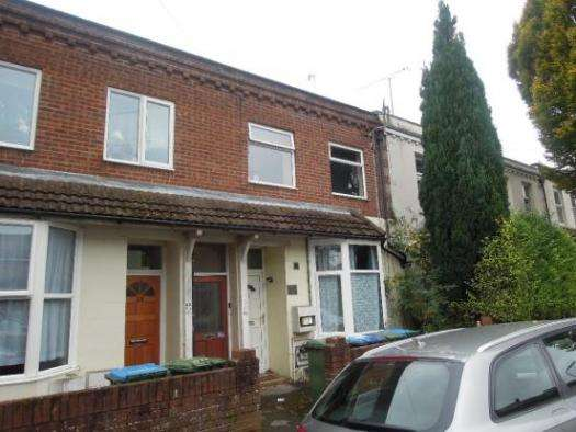 2 Bedrooms Property for sale in Alfred Street, Southampton, SO14 0NB