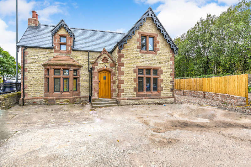 3 Bedrooms Detached House for sale in St. Helens Road, Prescot, L34