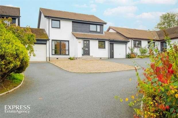 4 Bedrooms Detached House for sale in Eilean Rise, Ellon, Aberdeenshire