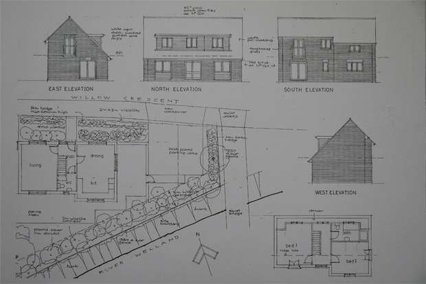 2 Bedrooms Land Commercial for sale in Building Plot, Willow Crescent, Market Harborough, Leicestershire