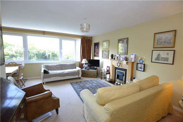 2 Bedrooms Flat for sale in Druid Woods, Avon Way, BRISTOL, BS9 1SX