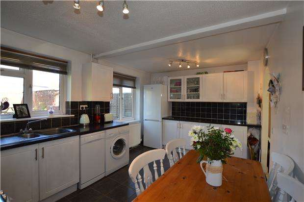 3 Bedrooms Detached House for sale in Chedworth, Yate, BS37 8RX