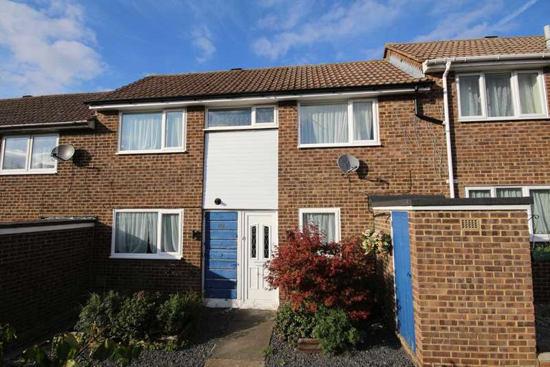 4 Bedrooms Terraced House for sale in Viking, Bracknell