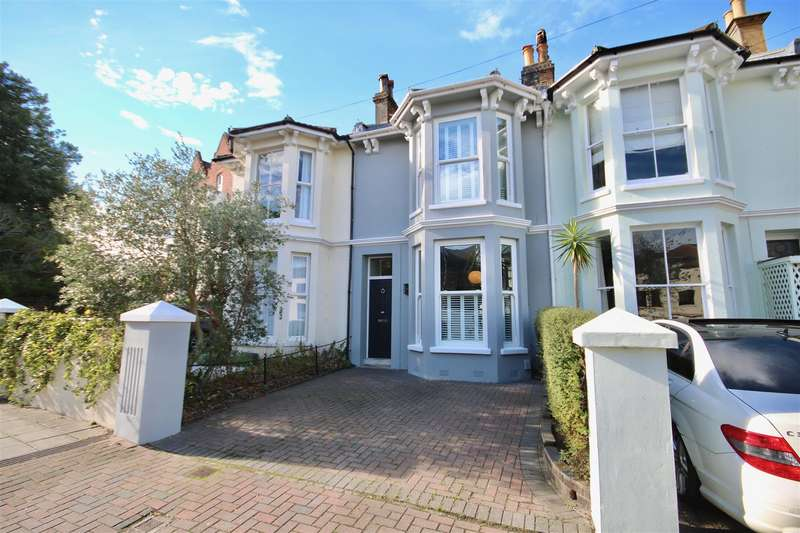 4 Bedrooms Terraced House for sale in Eastern Villas Road, Southsea