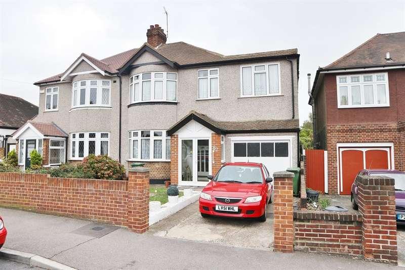 5 Bedrooms Semi Detached House for sale in Oaklands Road, Bexleyheath, Kent, DA6 7AL
