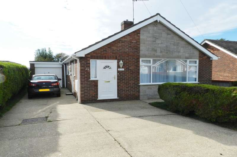 3 Bedrooms Detached Bungalow for sale in Lansdowne Drive, Sutton-On-Sea, Mablethorpe, LN12