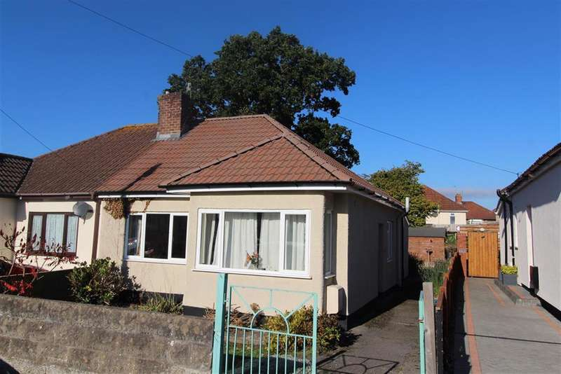 3 Bedrooms Semi Detached Bungalow for sale in Petherton Gardens, Hengrove, Bristol, BS14 9BS