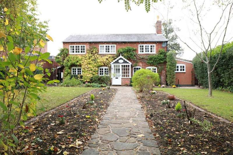 4 Bedrooms Detached House for sale in Windy Arbour, Kenilworth