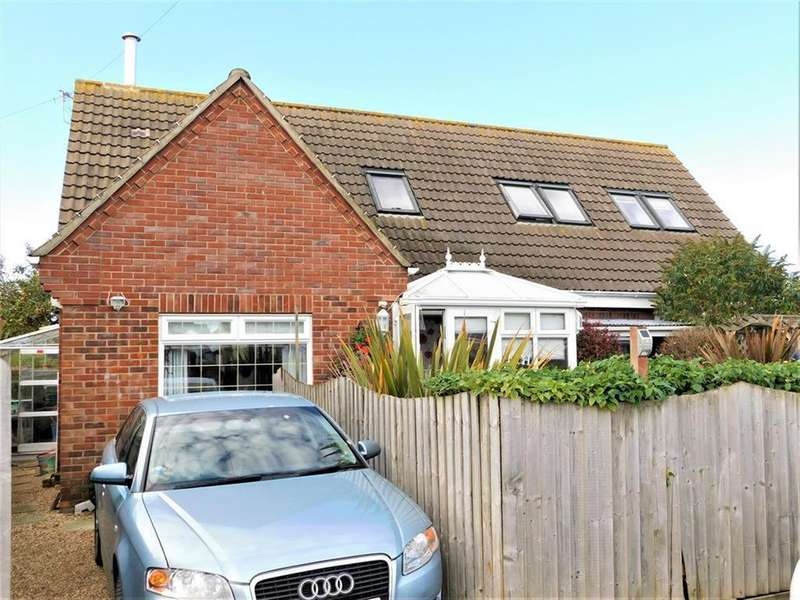 4 Bedrooms Bungalow for sale in Elm Avenue, Mablethorpe, LN12 2DP