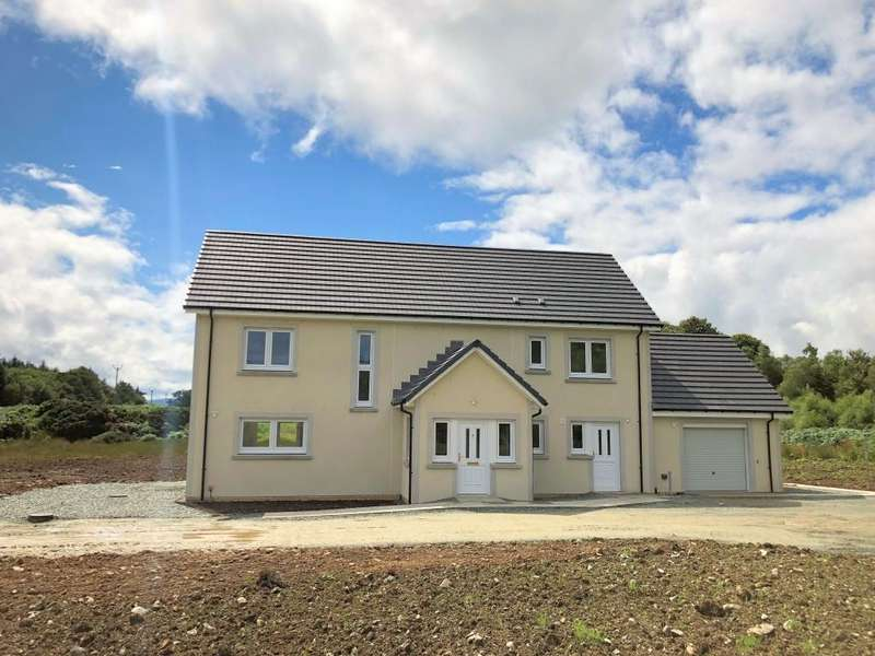 5 Bedrooms Detached Villa House for sale in New build Silvercraigs by, Lochgilphead, PA31 8RX