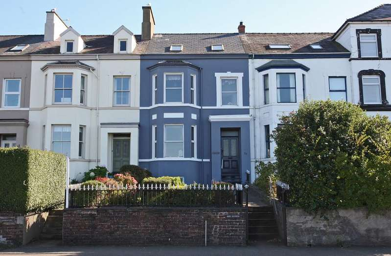5 Bedrooms Terraced House for sale in North Road, Caernarfon, North Wales
