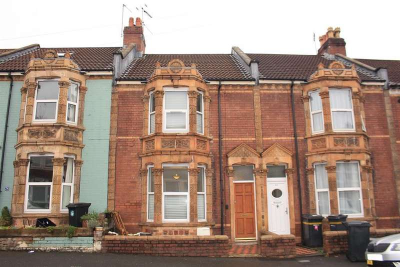 3 Bedrooms Terraced House for sale in Lena Street, Bristol, BS5 6DD