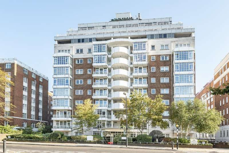 3 Bedrooms Flat for sale in Abbey Road, St Johns Wood, NW8, NW8