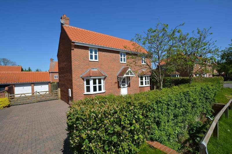 4 Bedrooms Detached House for sale in Halam Road, Southwell