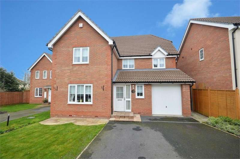 4 Bedrooms Detached House for sale in Powder Mill Lane, Wilmington