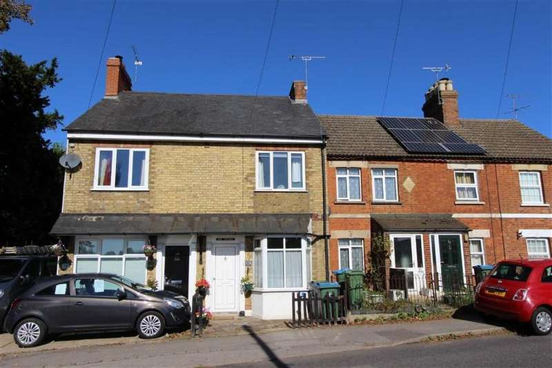 2 Bedrooms Terraced House for sale in Leighton Road, Wing
