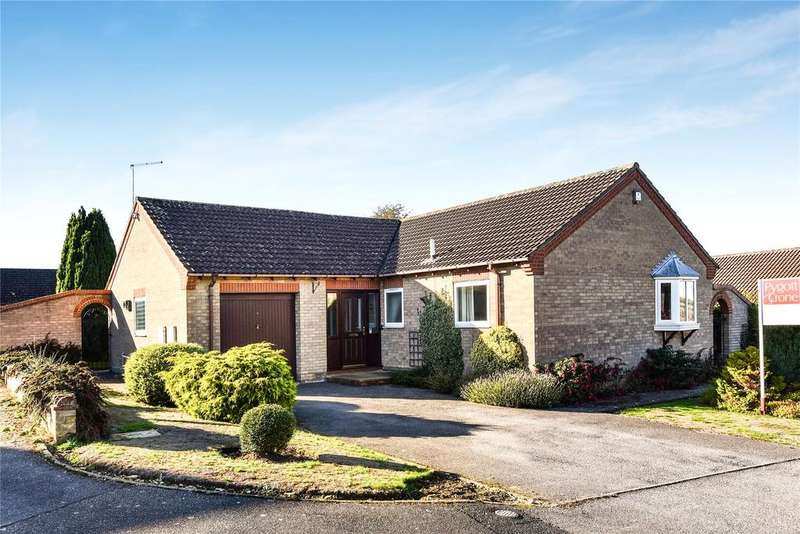3 Bedrooms Detached Bungalow for sale in Nelson Drive, Washingborough, LN4