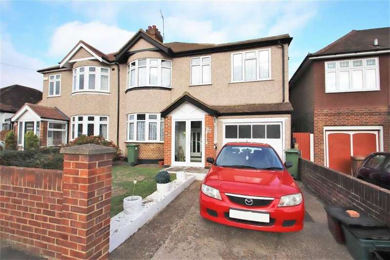 4 Bedrooms Semi Detached House for sale in Oaklands Road, Bexleyheath