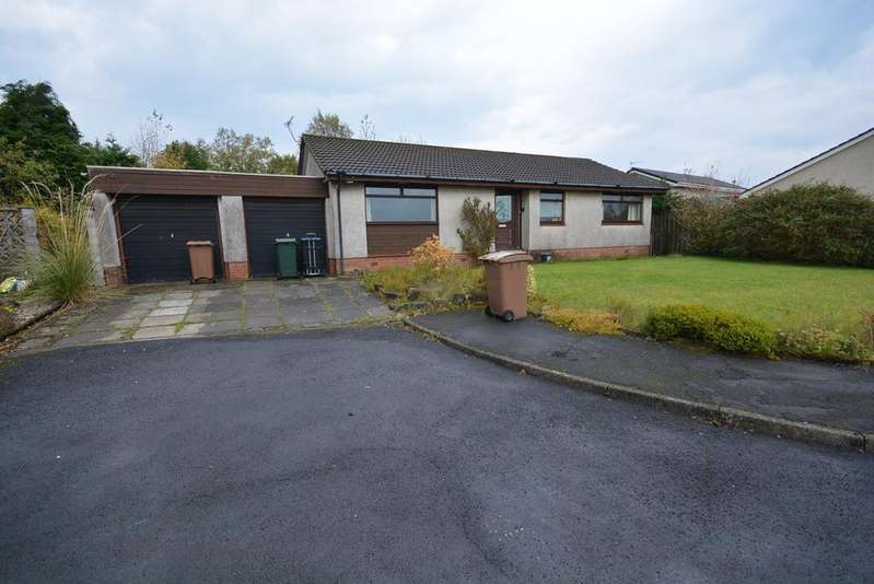 3 Bedrooms Detached Bungalow for sale in Bankhead Place, Stewarton, Kilmarnock, KA3