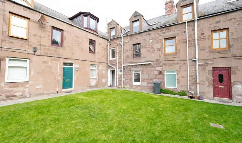 1 Bedroom Apartment Flat for sale in Brougham Square, Montrose