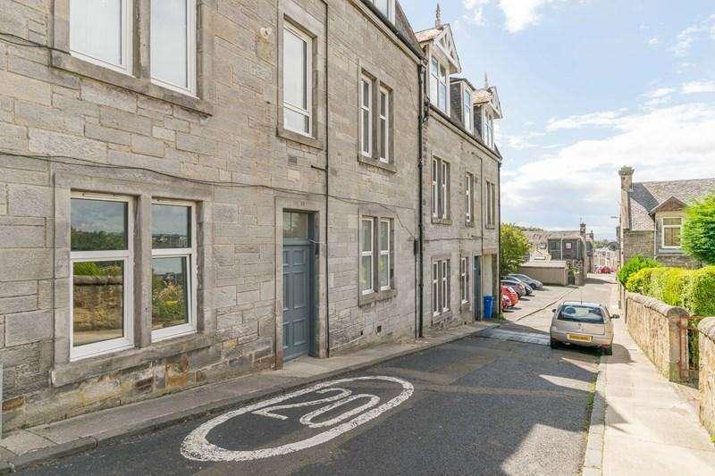 1 Bedroom Property for sale in 19b Ross Lane, Dunfermline, Fife, KY12 8EA