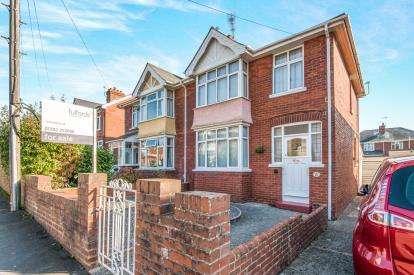 3 Bedrooms Semi Detached House for sale in Heavitree, Exeter, Devon