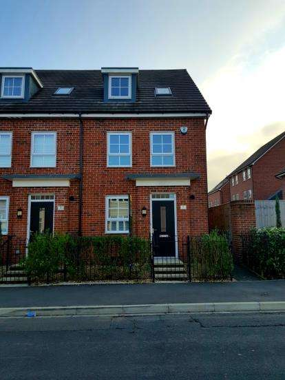 4 Bedrooms End Of Terrace House for sale in Heather Way, Wardle Brook Avenue, Hyde, Tameside