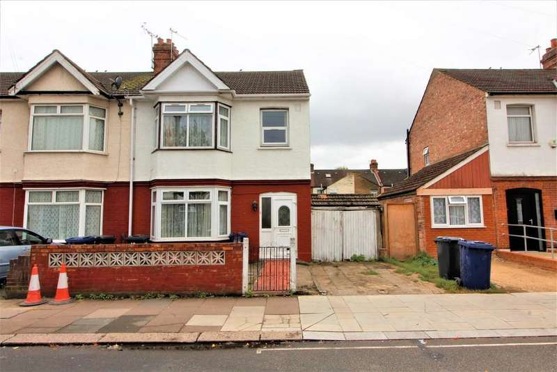 3 Bedrooms End Of Terrace House for sale in Dane Road, Southall