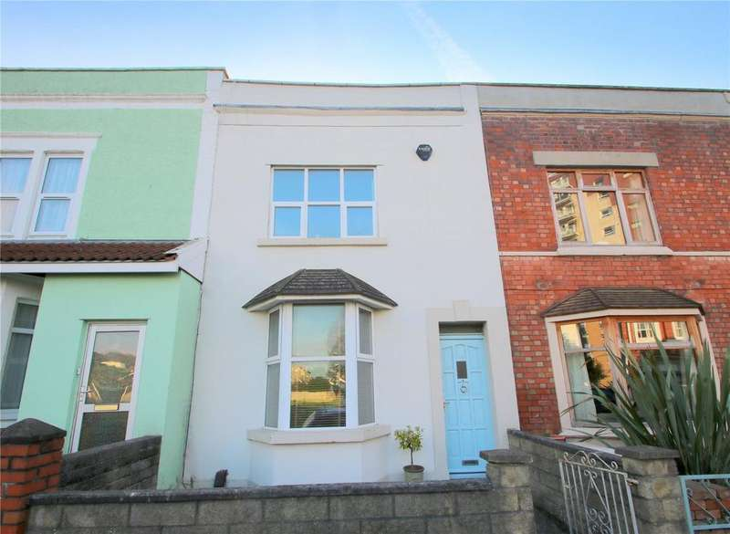 2 Bedrooms Terraced House for sale in Alfred Road, Windmill Hill, BRISTOL, BS3