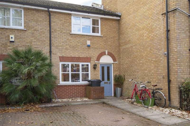 2 Bedrooms House for sale in Balcorne Street, London, E9