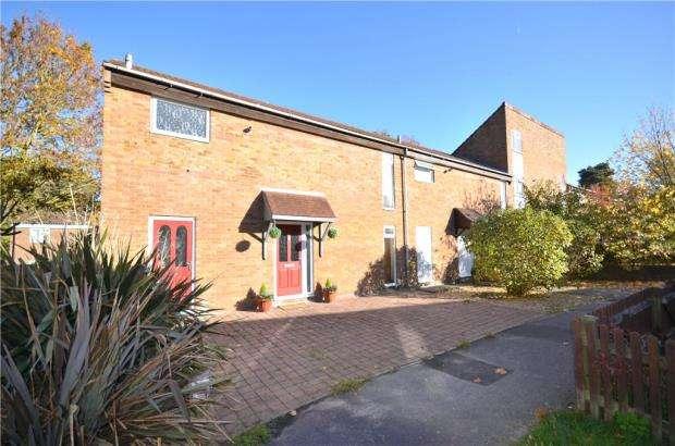3 Bedrooms End Of Terrace House for sale in Dalcross, Bracknell, Berkshire