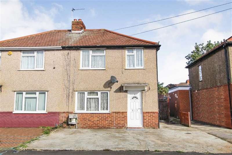 3 Bedrooms Semi Detached House for sale in Elmwood Road, Slough, Berkshire