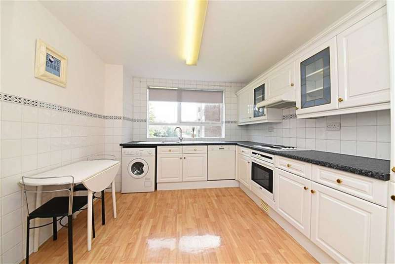 3 Bedrooms Flat for sale in Station Road, Hendon, London