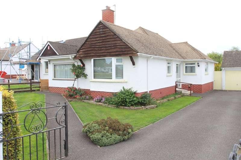 3 Bedrooms Bungalow for sale in Oakfield Road, Keynsham, BS31