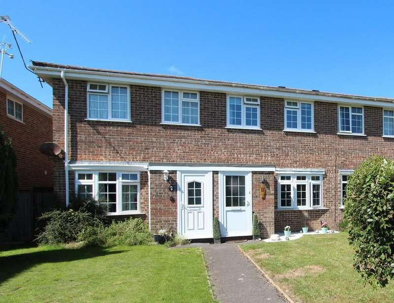 2 Bedrooms End Of Terrace House for sale in MUDEFORD