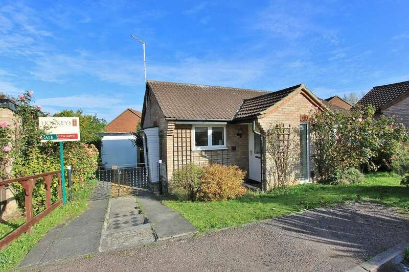 2 Bedrooms Detached Bungalow for sale in Chestnut Rise, Bar Hill