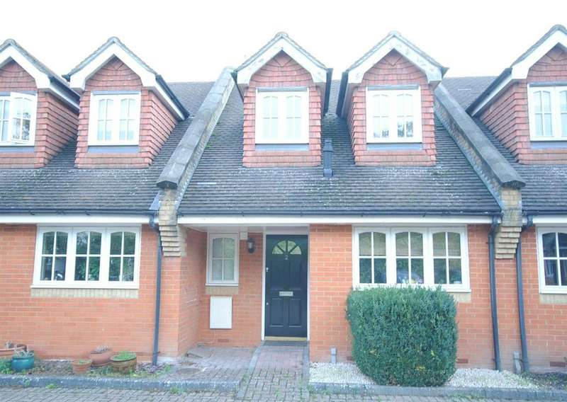 3 Bedrooms Terraced House for sale in Cannon Mews, Chavey Down