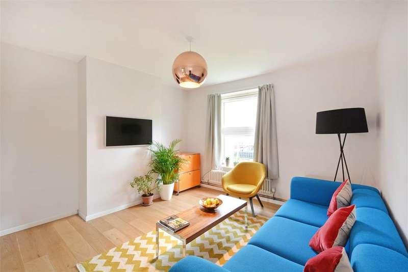 4 Bedrooms Flat for sale in Bishops Way, London