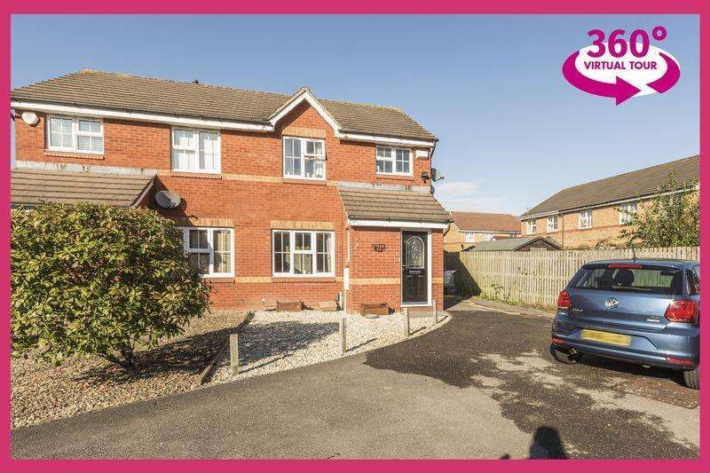 3 Bedrooms Semi Detached House for sale in The Willows, Bristol - REF# 00005489 - View 360 Tour at http://bit.ly/2NVo443